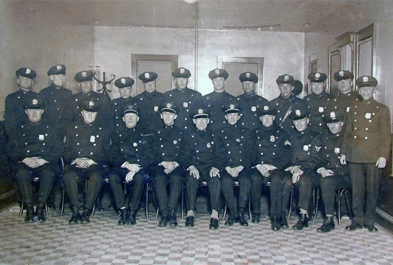 Lynbrook Police Department in 1930